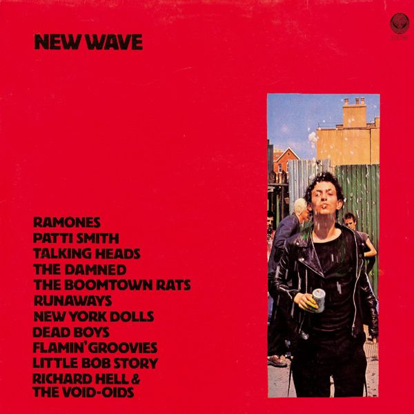 Various - New Wave (Vinyl, LP) at Discogs  1977/compilation