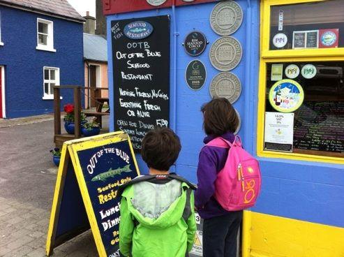 Irlanda. Dublino e la costa Ovest, tra paesaggi incantevoli e divertenti fattorie. http://www.familygo.eu/viaggiare_con_i_bambini/irlanda/irlanda_dublino_dingle_aran_viaggio_bambini.html