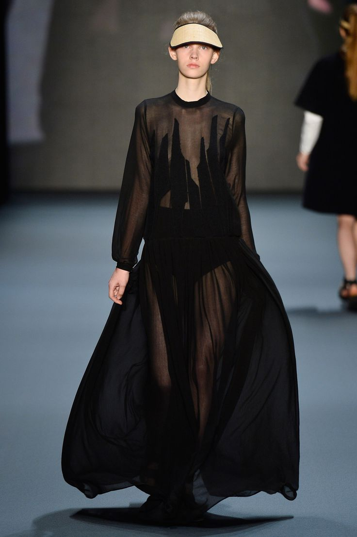 Look 16: Aetheric Dress