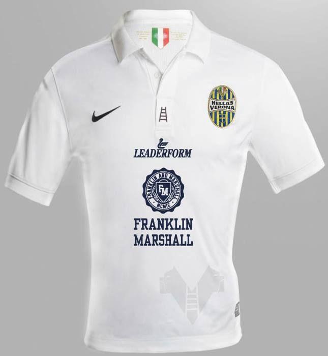 HELLAS VERONA FC   AWAY  2014/15