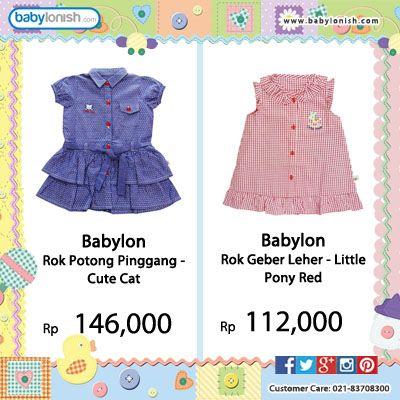Dapatkan baju bayi favorit Anda di babylonish. Gratis ongkir seluruh Indonesia.  Bersertifikat SNI.