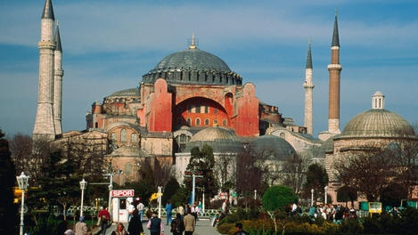 Lonely Planet's top 10 unmissable experiences in İstanbul