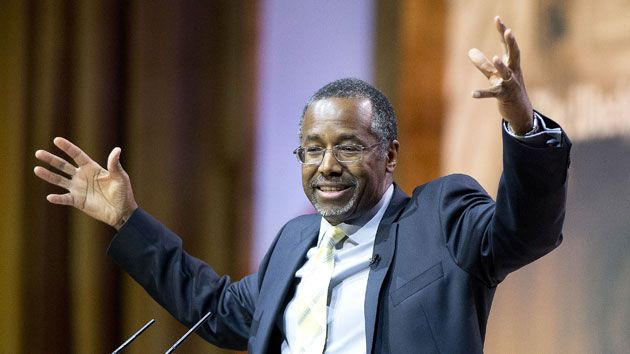 With Liberal Views Like These, Ben Carson's Going to Have a Tough Time Winning the GOP Nomination | Mother Jones