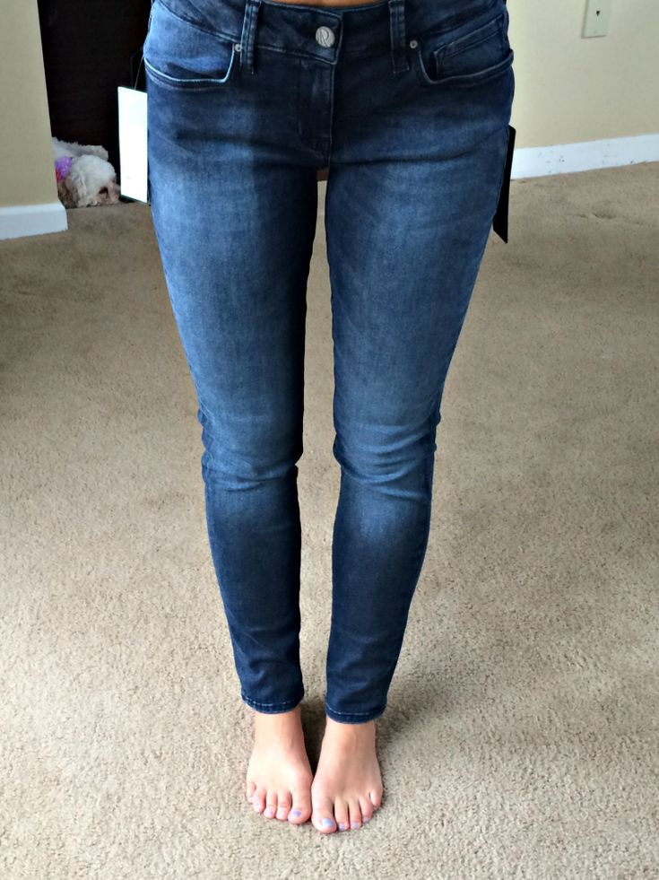 Mavi Freida Skinny--read good things about these jeans for muscular legs