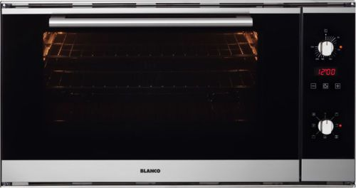 Blanco 90cm Multifunction Electric Wall Oven BOSE97X