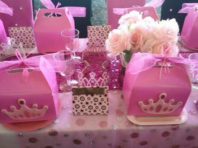 Princess box bolsitas