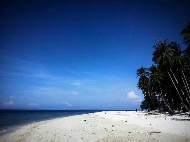 Randayan Island Beach