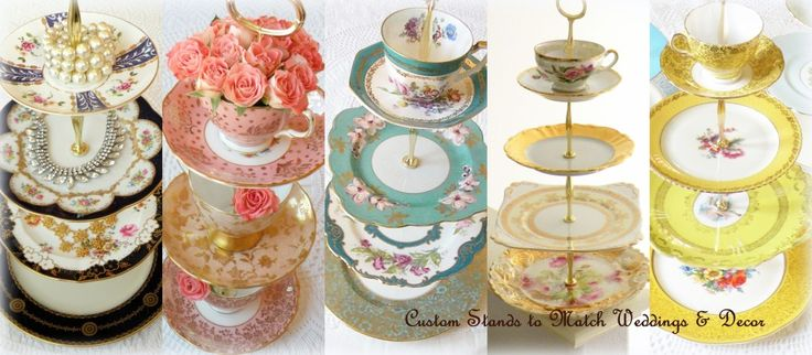 Cake Stands For Centerpieces