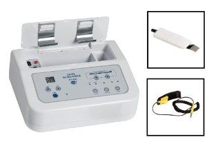 New High Power Scrubber Ultrasound Ultrasonic Beauty Facial Skin Spa Salon Machine a by Project A Beauty. $250.00. - Enhances blood circulation. - Skincare to clear, lighten, smooth the look of skin. - Significant effect on removes wrinkles, pimples and spots. - Deep cleanse and moisturize. -This Ultrasound Scrubber waves which allow for a non-invasive and painless skin care regimen .  By removing the superficial scaly layers of the skin, the Scrubber stimulate...