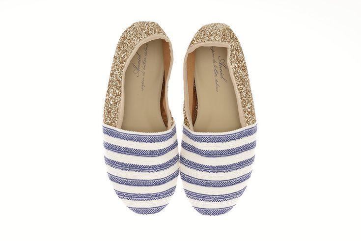Anniel slipper soft, la scarpa perfetta!! #anniel #shoes #slipper #soft #summer #stripes #shoponline #bulacarpaneto