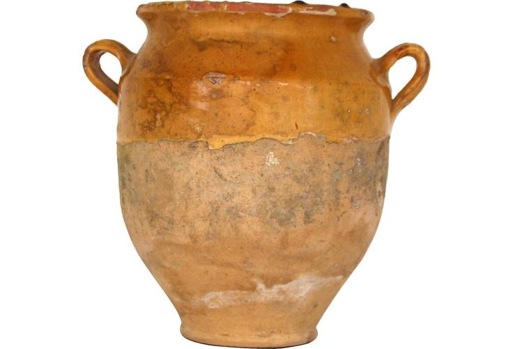 French confit pot: Vintage Marketing, Country French, Confit Pots, Ceramics Marvel, Olives Trees, Vintage French, French Confit, Gardening Yard Ideas, Ceramics Bowls