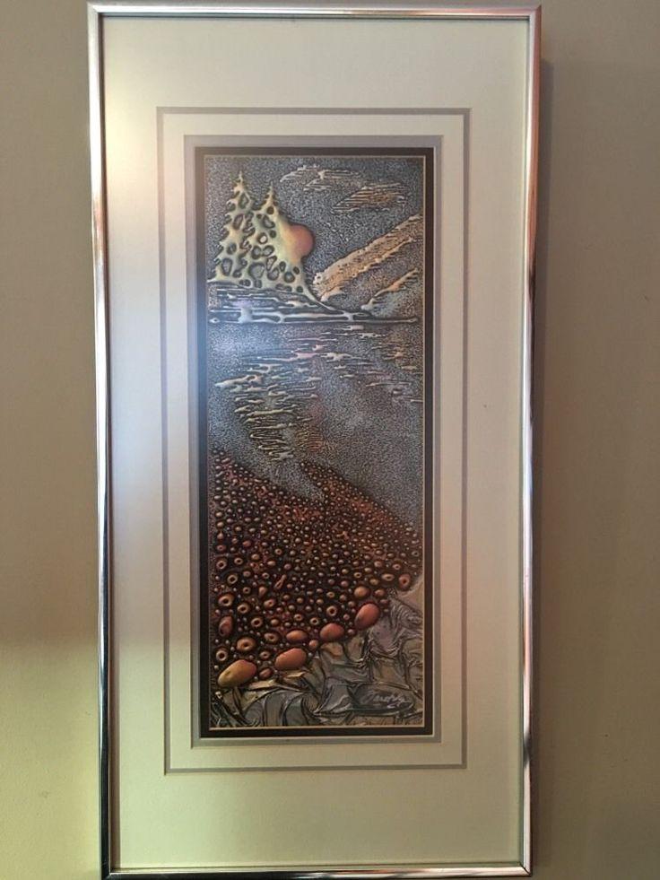 Joel Zaretsky Landscape Acrylic Amp Oil Art Painting Signed