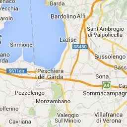 Abbiamo creato un percorso multimediale personale, utilizzando google maps