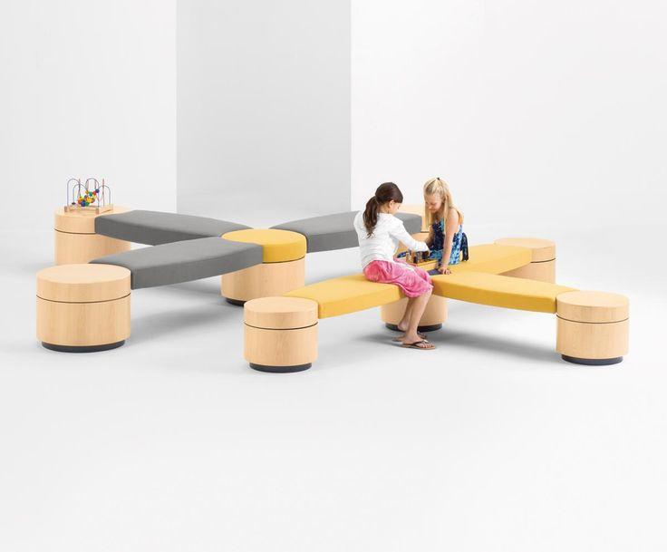 modular furniture kids children seating design islettes home office interior
