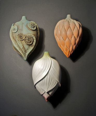 Alice Ballard's Ceramic Pods. See all upcoming workshops at Cullowhee Mountain Arts in the Blue Ridge Mountains of North Carolina here: http://www.cullowheemountainarts.org/#sthash.KbAFsmy9.dpbs