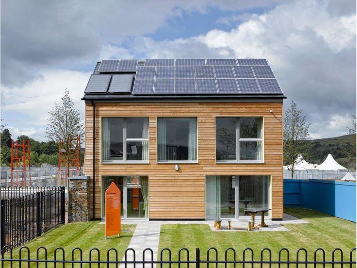 143 best efficient home design images on Pinterest | Architecture ...