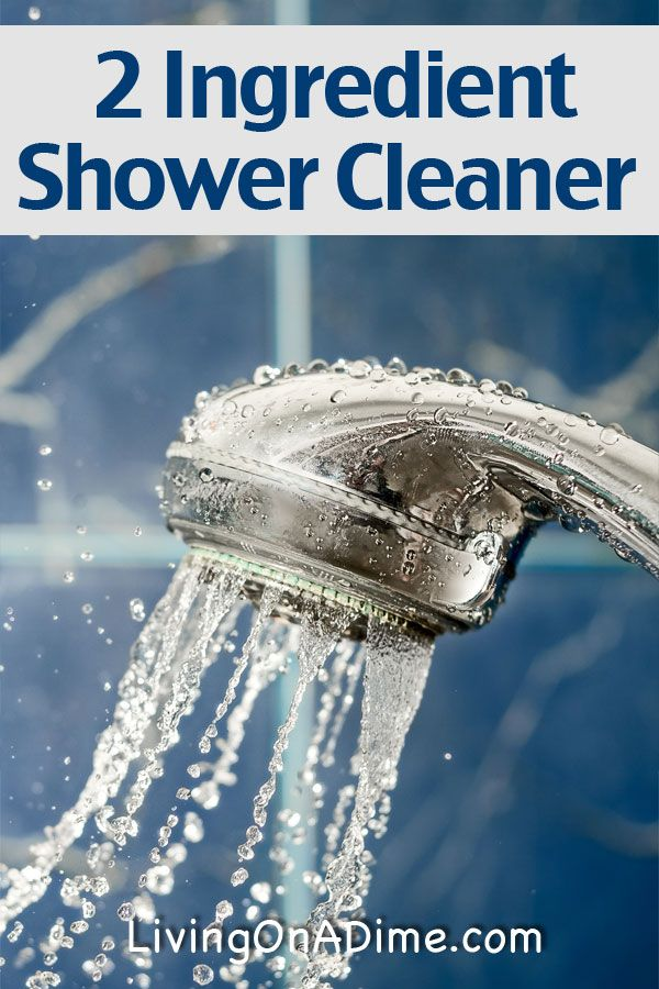 Best 25 Daily Shower Cleaner Ideas On Pinterest