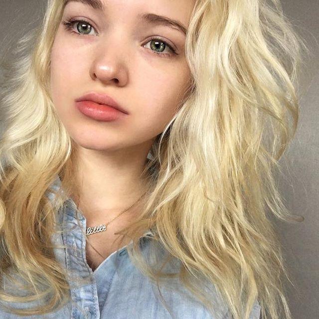 Dove without makeup-she is soooooooooooooooooooo cuteeeeeeeeeeeeee❤️❤️