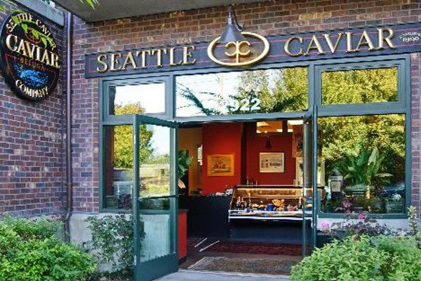 Caviar Tasting at Seattle Caviar Company on Thurs, 5–7 pm. Amuse bouche & champagne included.