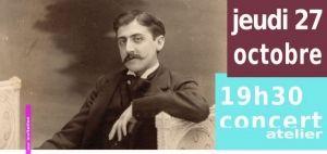 """Colloque """"Proust et la musique""""   ITEM"""