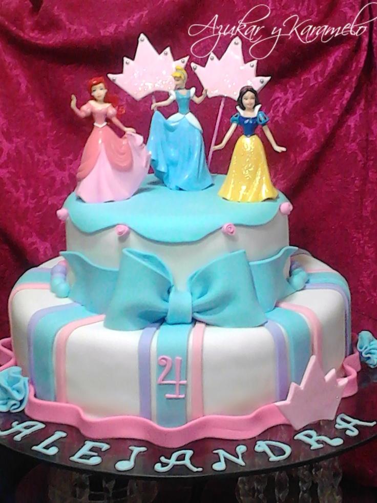 torta princesa creaciones de mimi corcuera lima-peru