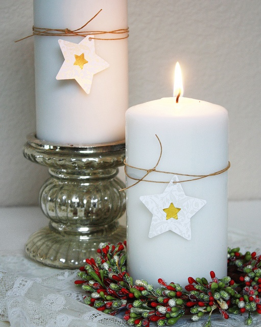 candles by bailiwickdesigns, via Flickr