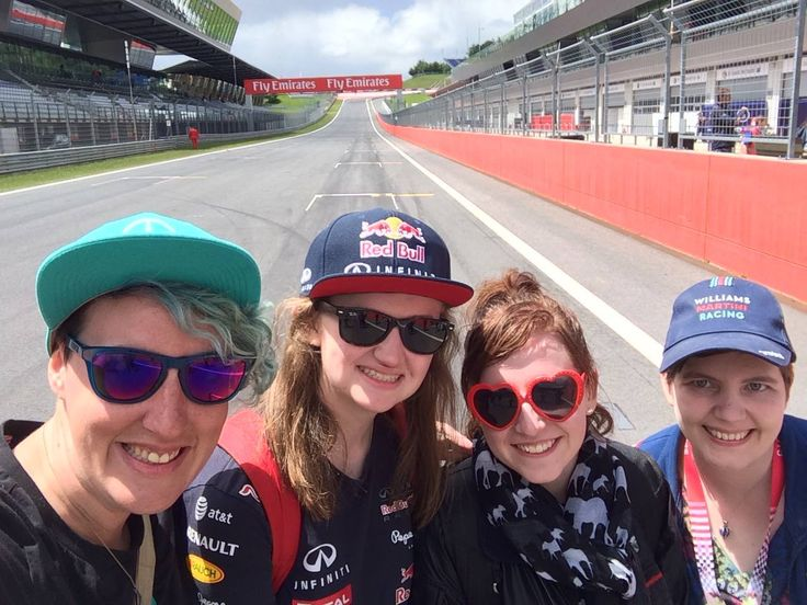 Being a woman who loves racing is exhausting. Being a woman who loves racing means wanting to go to a race but not wanting to go alone, because going alone means subjection to harassment.  When I w…