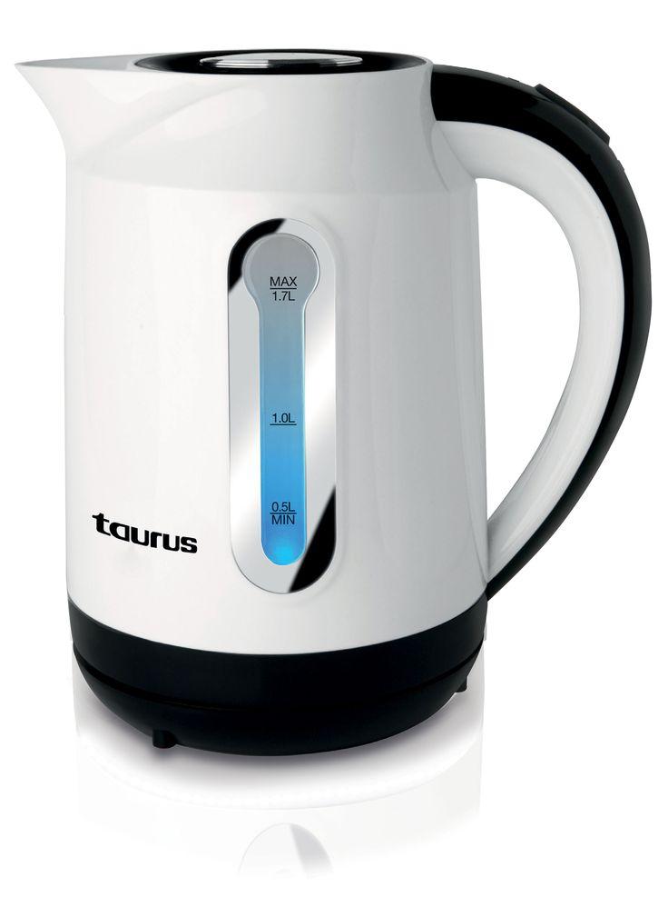 Esencia Plastic Kettle  http://www.taurusappliances.co.za/products/esencia-cordless-kettle-958101