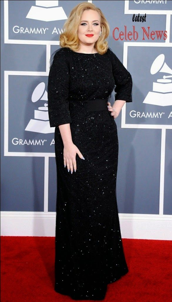 Celeb Latest News.Com: adele body now