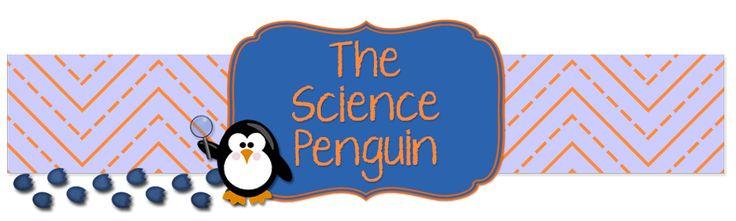 The Science Penguin. 5th grade Texas Science teacher blog.
