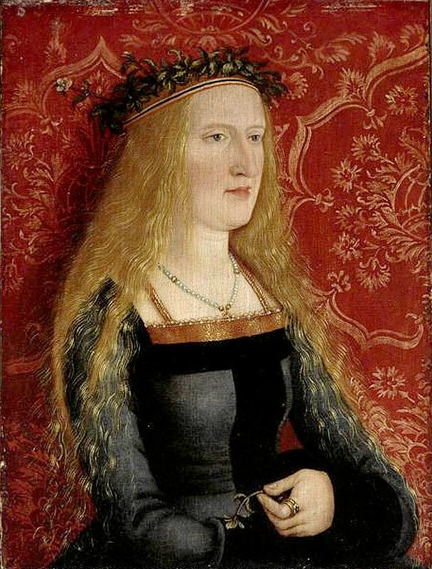 Portrait of a Young Noblewoman, by Barthel Beham (German, 1502–1540)