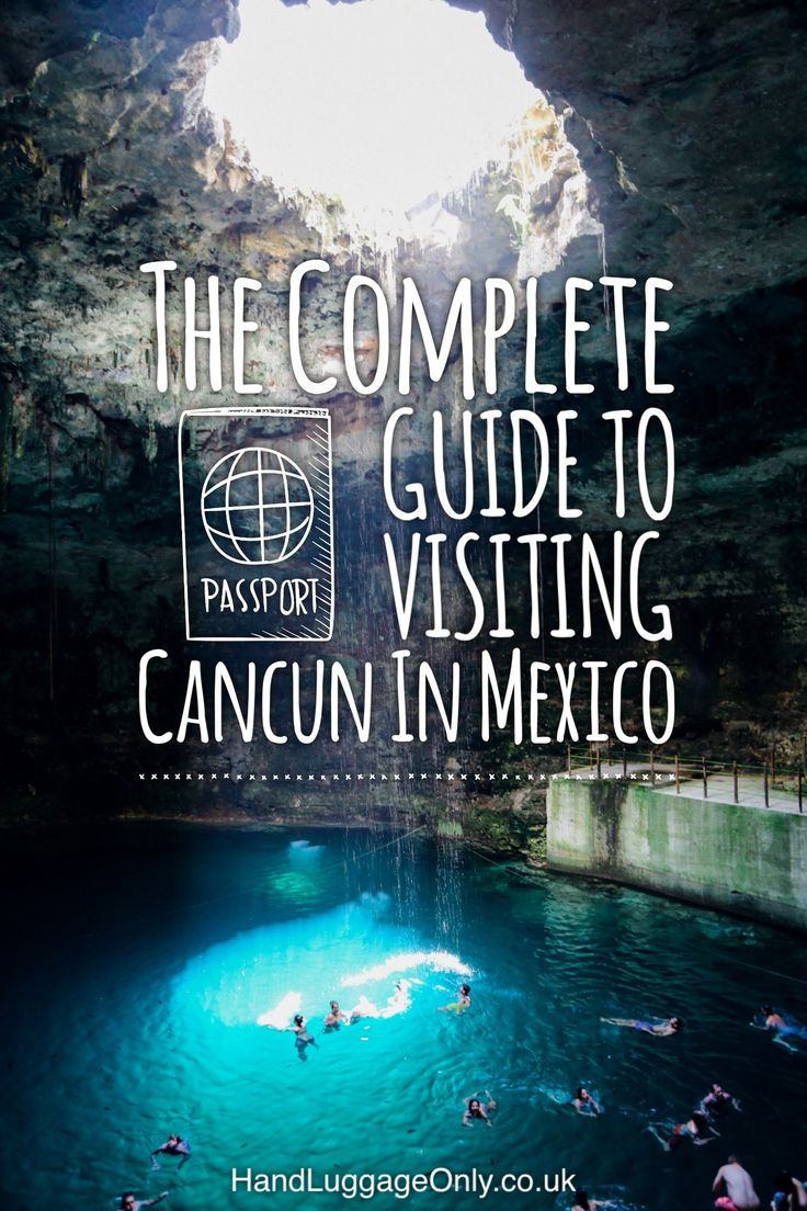 The Complete Guide To Visiting Cancun In Mexico - Hand Luggage Only - Travel, Food & Photography Blog