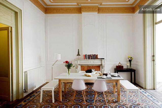 Modernist Apartmet City Center 1 in Barcelona