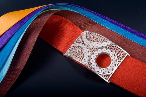 Mompox Carnival of Ribbons Bracelet