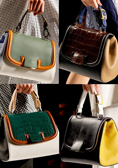 #Fendi Silvano Fall2011 bags