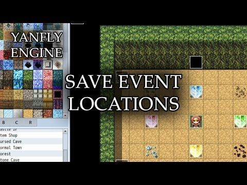 Save Event Locations Released: 2015 10 21 NPC's often reset