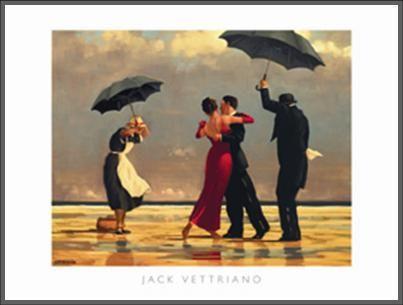 Vettriano The Singing Butler Contemporanei HP0190120120 x 90 mignecoandsmith