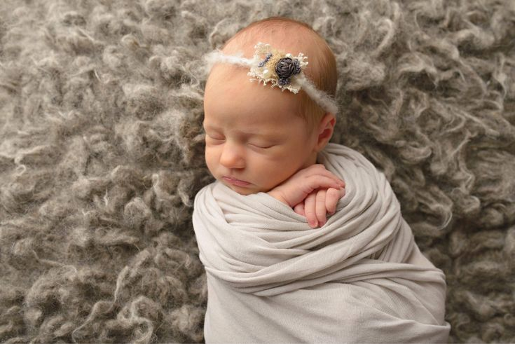 Excited to share the latest addition to my #etsy shop: Baby Headband Organic Headband Newborn Tieback Flower Headband Photo Prop Vintage Prop Headband Newborn Photography Headband Baby Headband