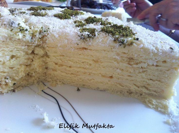 Senem'in daveti ve Amonyaklı Pasta – Elifik Mutfakta