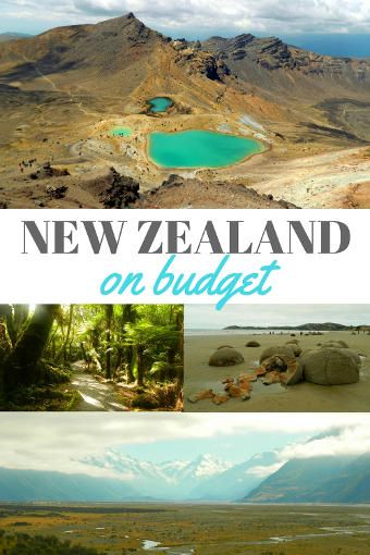 New Zealand on budget The ultimate backpacking travel guide