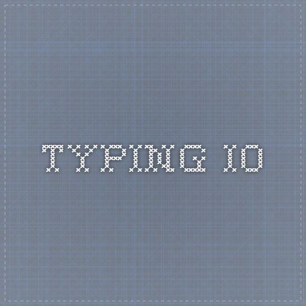 typing.io
