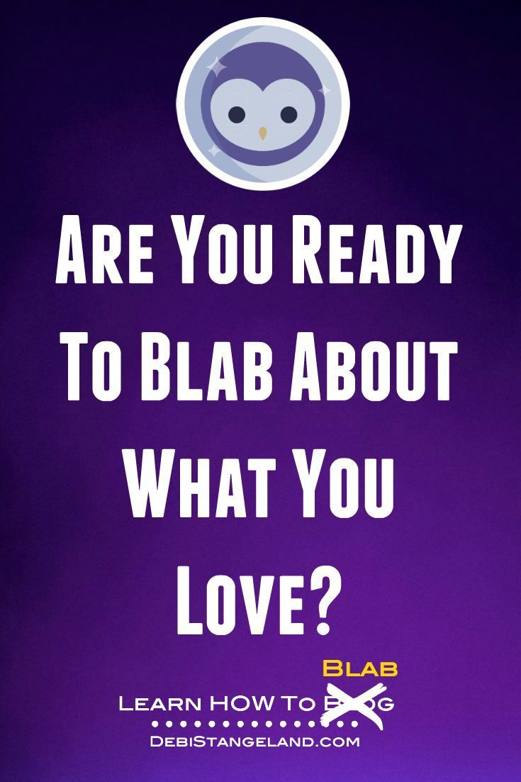 Live streaming video is here to stay. One of the best platforms for bloggers is Blab. It's social, interactive, works like a dream, and has tons of potential for anyone who runs a blog. What are you going to Blab about? Learn how to get started today.  ★ Learn HOW To Blog ★