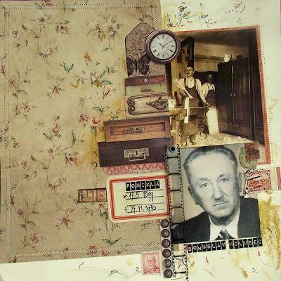 Olga Helge: Antique Bazaar, ještě jednou...