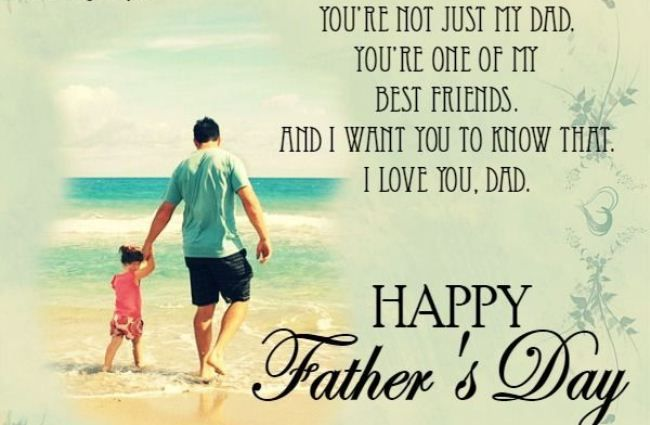 Happy Fathers Day Quotes From Little Girl 2018 Happyfathersday2018