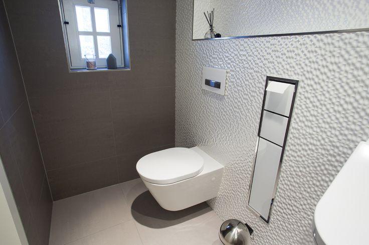 Welke formaat tegels voor een toilet