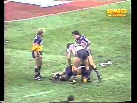 PARRAMATTA VS CANTERBURY -1986 GRAND FINAL- HIGHLIGHTS.