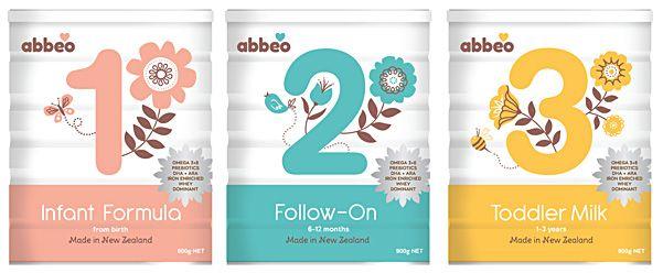 Abbeo Baby Powder Milk