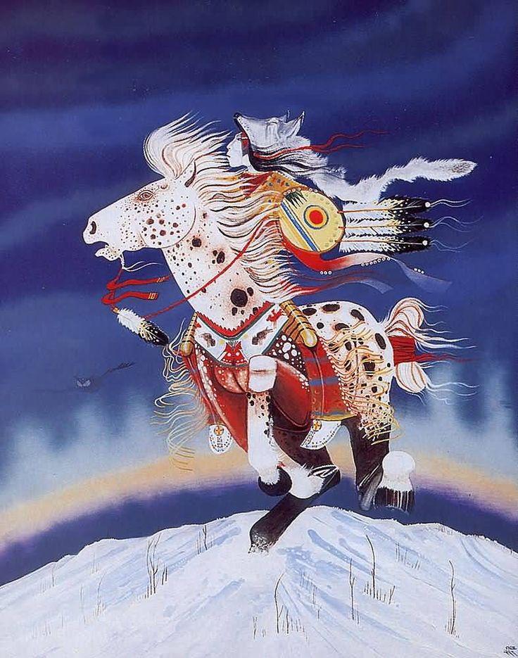 Dana Tiger – Wolf Clan Rider