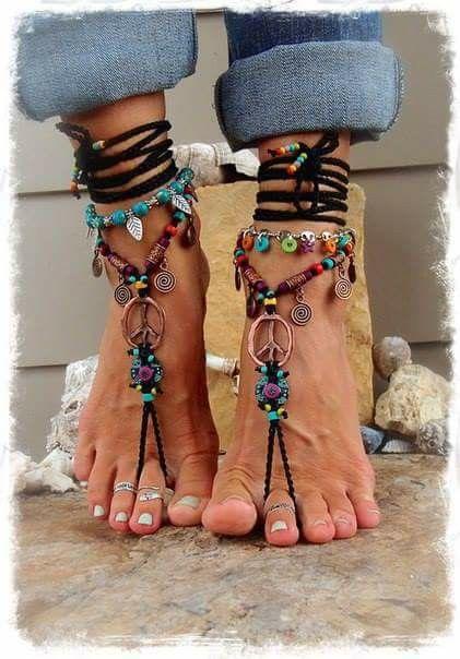 Bijou de pied