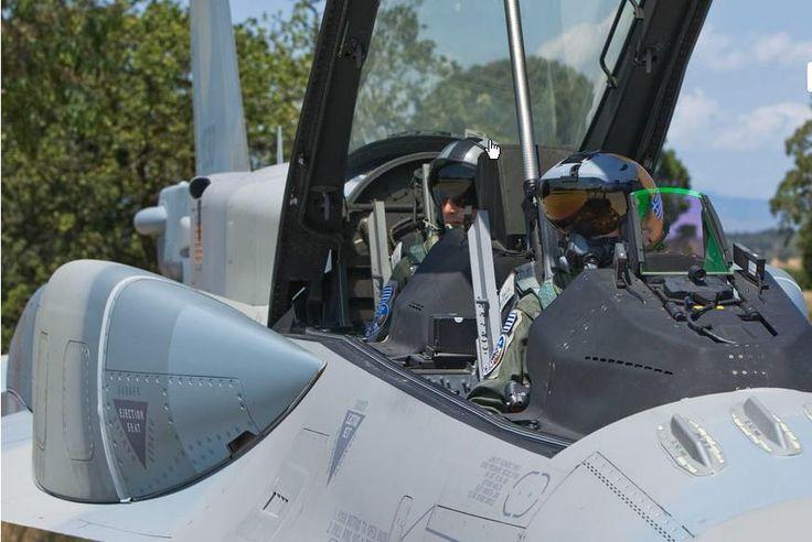 F-16D Block 52+ Hellenic Air Force